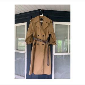 Zara Belted Trench Coat XS